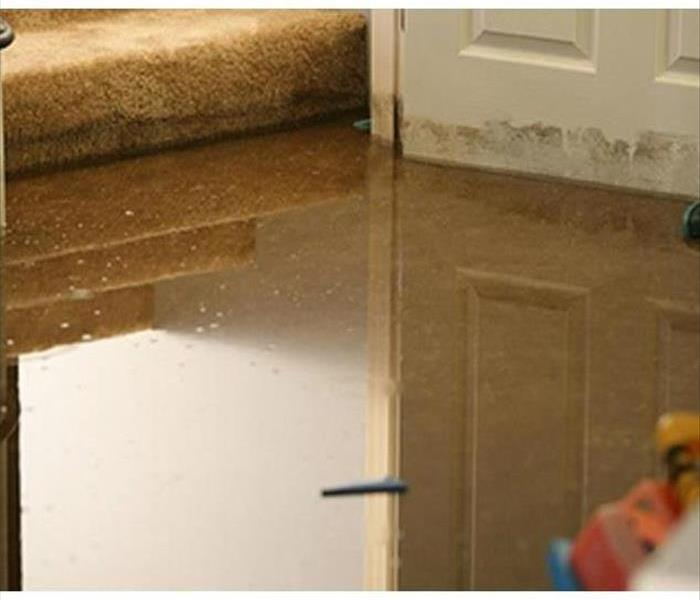 Water Damage WHEN A WATER DAMAGE OCCURS